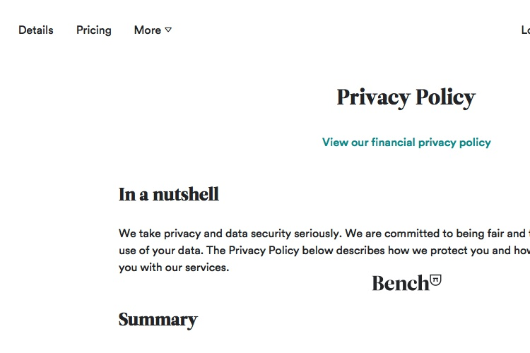 Privacy Policy Template + Generator - Free - 2018