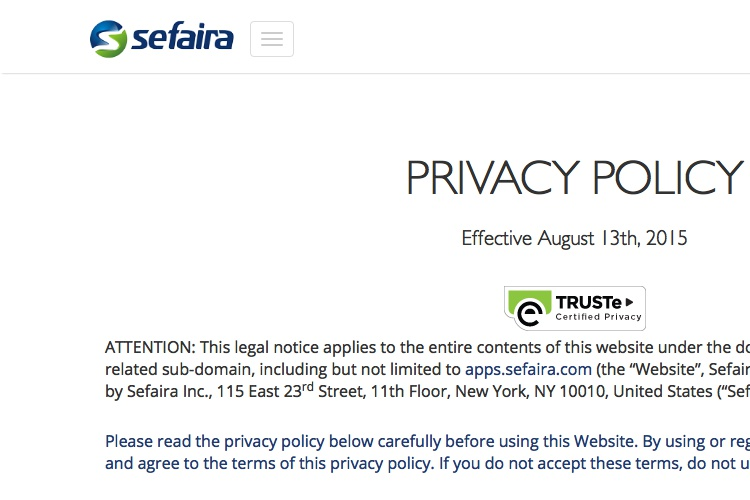 create a free privacy policy legal templates